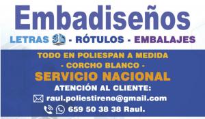 MECANIZADOS Y EMBALAJES DE POLIESPAN BARATO, NOMBRES DE CORCHO O POLIESPÁN, PARA DECORACIÓN DE MESAS